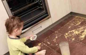 Pravilo od pet sekundi je opasni mit: Nemojte jesti hranu koja je pala na pod
