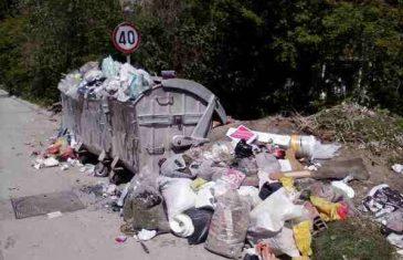 Onima koji budu bacali smeće slijede kazne do 2.000 do 10.000 KM…
