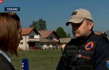 LJUDI KOJI BLIZU ŽIVE U OPASNOSTI SU: Nesavjesni građani bacili su granate u rijeku Bosnu…