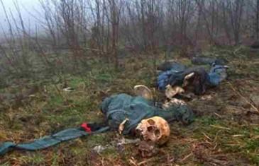 NEVJEROVATAN PRIZOR: Iz gomile naslaganih mrtvih tijela odjednom se pojavilo dijete…