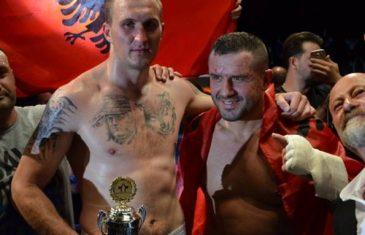 Ovo je Albanski boksač, koji je prebio Srbijanca sa tetovažom Ratka Mladića