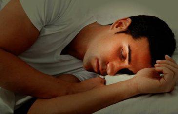 STRAŠNO, KAKO OVO PRIJE NISMO ZNALI: Ako spavate OTVORENIH USTA, evo šta vam se može dogoditi!