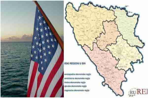 PROCURIO TAJN PLAN WASHINGTONA: Ovo je američki plan za Balkan u pet tačaka!