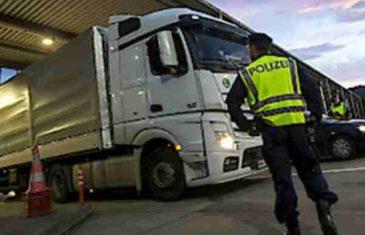 CIJELA AUSTRIJA JE U ŠOKU: Nećete vjerovati šta je austrijska policija u kamionu bh. oznaka pronašla…