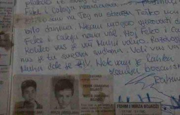 Zapis iz tužnog Sarajeva 9. juna 1992.: Moj Muhamede, Fehim i Mirza su poginuli, prestao sam disati!