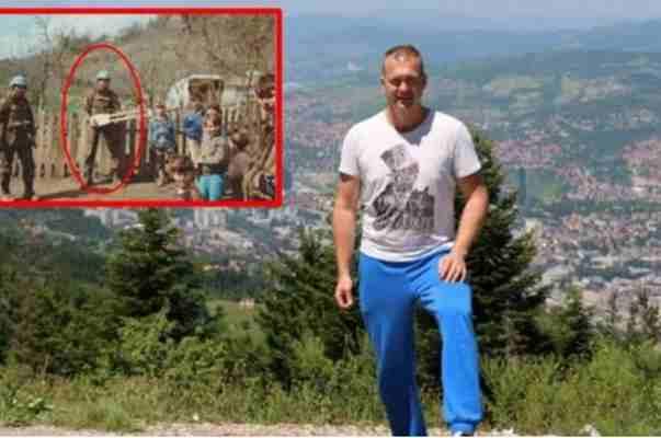 Holandski vojnik koji je bio u Srebrenici… Otkrio je šta danas misli o svemu što je vidio