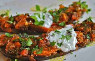 Popularno za ljetne iftare: Isprobajte recept za Imam Bayildi, turski specijalitet od patlidžana