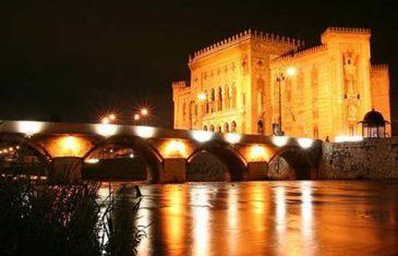 METEOROLOZI ŠOKIRANI: Da dobro smo izmjerili, sinoć je u Sarajevu zabilježena