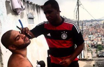 DOTAKAO DNO ŽIVOTA: Nekad najbolji fudbaler svijeta, danas član lokalne bande u Riju…