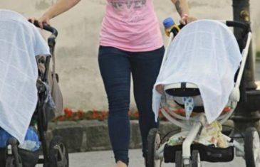 Roditelji, oprez: Prekrivanjem dječijih kolica ugrožavate život svoje bebe!