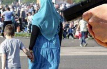 Njemačka: Dvojica mladića pucali na muslimanku sa hidžabom i njeno dijete