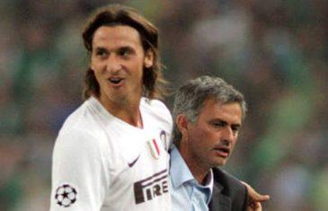 S njima nikad nije dosadno: Mourinho opisao Ibrahimovića u 3 riječi
