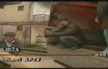 PROCURIO ŠOKANTAN VIDEO: Ovako su Srbi samovoljno bježali iz Sarajeva, nosili i mrtve i palili svoje kuće