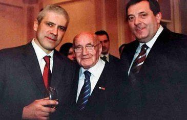 (VIDEO) U MLADOSTI SAM BIO CIONISTA, A SADA SAM LJEVIČAR! Dodikov savjetnik iz Izraela: Svijet ne kuje zavjeru protiv Srba, Bosnu zaista treba podijeliti na tri federalne jedinice!