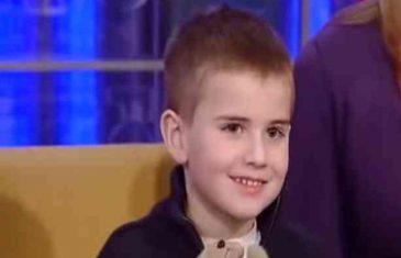 REKLI SU VAM DA JE NEMOGUĆE I LAGALI: Ovaj dječak ozdravio je od autizma! (VIDEO)