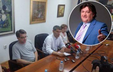 Imamović poručio Đakoviću: Zašto nisi replicirao Dodiku?