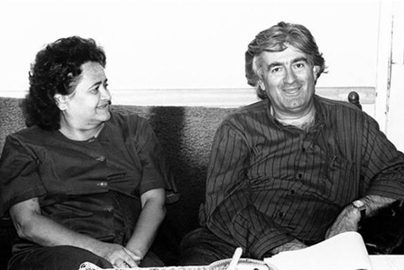 Ratni zločinac Karadžić u zatvoru napisao ljubavnu pjesmu supruzi