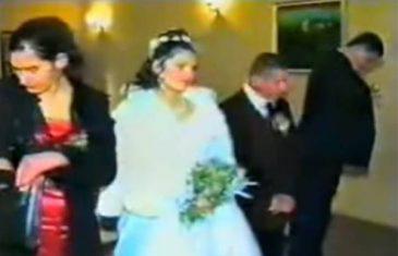 Kum se toliko napio prije vjenčanja, da se srušio pred matičarkom