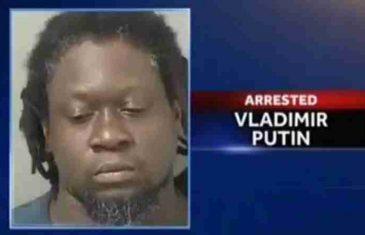 AMERIČKA POLICIJA POTVRDILA: Na Floridi uhapšen Vladimir Putin!