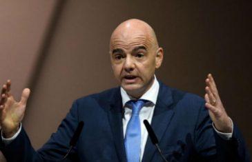 Plata od koje glava boli: Znate li koja su primanja prvog čovjeka FIFA-e?