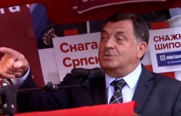 Obračun Dodika i Zmaja od Šipova: Ovo je mojih pet minuta, nemoj da mi se miješaš! (VIDEO)