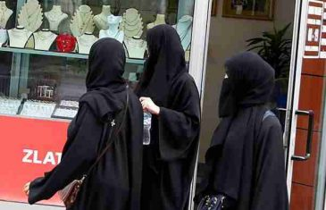 BROJKE POKAZALE VELIKU EKSPANZIJU: Koliko je Arapa bilo u Sarajevu u sedam mjeseci