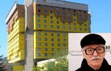 """""""Narod je bio šokiran ne samo bojom Holiday Inna, nego i staklom. Arhitekti su se bojali da će ih neko odvesti na Goli otok"""""""