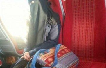 Navijači u Barceloni udarili trudnu ženu zbog nikaba