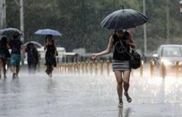 ZABORAVITE NA LIJEPO VRIJEME: Evo kada nam stiže kiša!