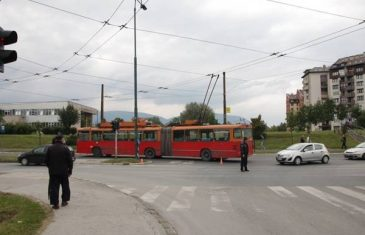Sarajevo: Trolejbus udario pješakinju kod Fahdove džamije
