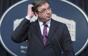 "GLAVOBOLJE ZA VUČIĆA PRED SUSRET S PUTINOM, RUSKA DRŽAVNA TV GA BRUTALNO RASKRINKALA: ""Vučić aferama prikriva dogovor s NATO-om i…"