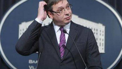 POGLEDAJTE KAKO IZGLEDA BRAT ALEKSANDRA VUČIĆA, DANAS SE POJAVIO NA SUDU: Liči li na predsjednika Srbije?