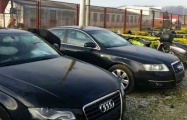 Zašto niko ne želi kupiti Audi Predsjedništva BiH? Početna cijena 5.500 KM