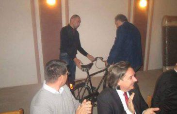 """Dodiku """"vratili"""" bicikl"""