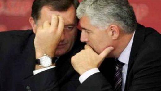 DODIK JE DANAS TUGOVAO ZA ČOVIĆEM: Kakav bi odgovor Borutu Pahoru bio da je…