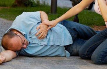 Trebali biste znati: Mjesec dana prije srčanog udara tijelo će vas upozoriti sa ovih 6 simptoma!