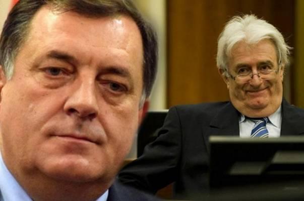 Sponzor genocida: Dodik plaća 80.000 KM za prevođenje presude Karadžiću