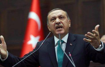 ERDOGAN DIGAO SPECIJALCE NA NOGE: Masovna hapšenja u Turskoj, izdat nalog za privođenje više desetina ljudi zbog povezanosti sa…