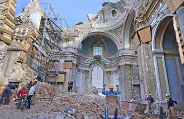 Pogledajte kakav je jak zemljotres ponovo pogodio središnju Italiju
