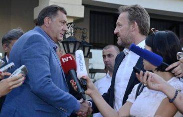 Izetbegović: Dodik je dobio jasnu poruku od SAD-a