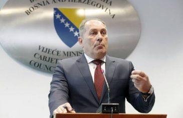 SDS pokreće smjenu ministra sigurnosti Dragana Mektića?