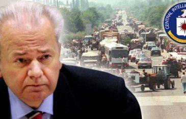 STROGO ČUVANA TAJNA SRBIJE; PROCURILI DOKUMENTI: Slobodan Milošević se nakon p**olja u Srebrenici mogao spasiti, evo zbog čega je sve odbio…