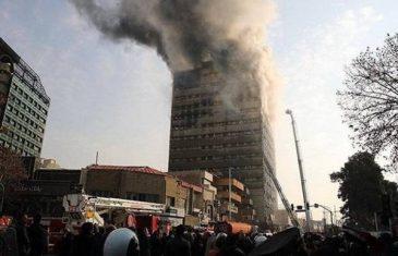 Srušio se neboder od 17 spratova, najmanje 38 osoba povrijeđeno