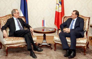 Dodik: Secesija nije primarno pitanje u Republici Srpskoj