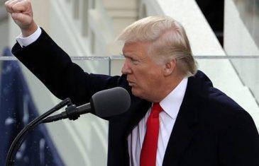 Kako neugodno: Trump pokušao poljubiti Melaniju u usta, pogledajte što je napravila…