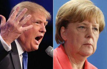 CURI NA SVE STRANE; NOVI PROBLEMI ZA TRUMPA: Američki predsjednik u razgovoru šefu Ukrajine govorio PROTIV Njemačke i Angele Merkel…