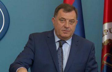 Dodik: BiH nema šansu da uspije, možemo mirno da se raziđemo