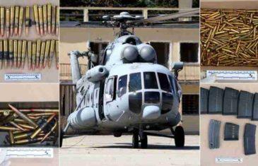 DETALJI O ŠVERCERU ORUŽJA U HELIKOPTERU HRVATSKE VOJSKE: Došao je odjeven u odoru vojnog pilota i sjeo u letjelicu, evo što je sve pronađeno u pretresima