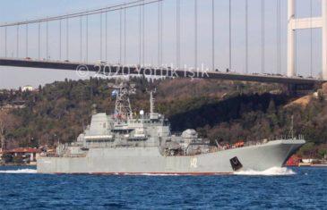 DRAMATIČNO NA BLISKOM ISTOKU: Rusija šalje četvrti ratni brod u Siriju, Turska razmješta PVO sisteme…