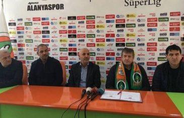 Safet Sušić novi trener turskog Alanyaspora